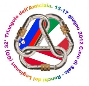 Logo Triangolo Amicizia 2012