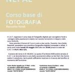 Corso base di fotografia - raccolta fondi per Nepal