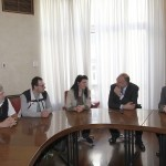 Sindaco Cosolini incontra i rappresentanti del CAT
