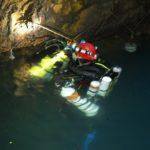 La spedizione Timavo System Exploration al Pozzo dei Colombi (foto Maizan)
