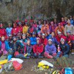 50 (o più) speleologi alla Noè