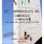 2ª cronoscalata del campanile di Monfalcone (GO)