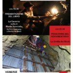 """Presentazione libro """"La caverna sotto il Monte Spaccato da Foro della Speranza a Grotta dei Morti"""""""