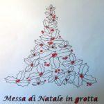 Messa di Natale in Grotta La Foos di Campone