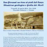 San Giovanni: situazione geologica e grotta dei Morti
