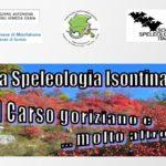 Giornata della Speleologia Isontina 14.12.2019
