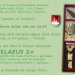 Presentazione del libro di Franco Gherlizza SPELAEUS 2